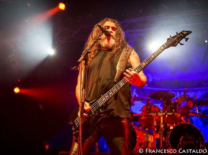 Slayer, un nuovo estratto dall'imminente album 'Repentless': ascolta qui 'Cast the first stone'