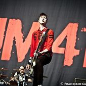 26 Giugno 2011 - Sonisphere Festival - Autodromo - Imola (Bo) - Sum 41 in concerto