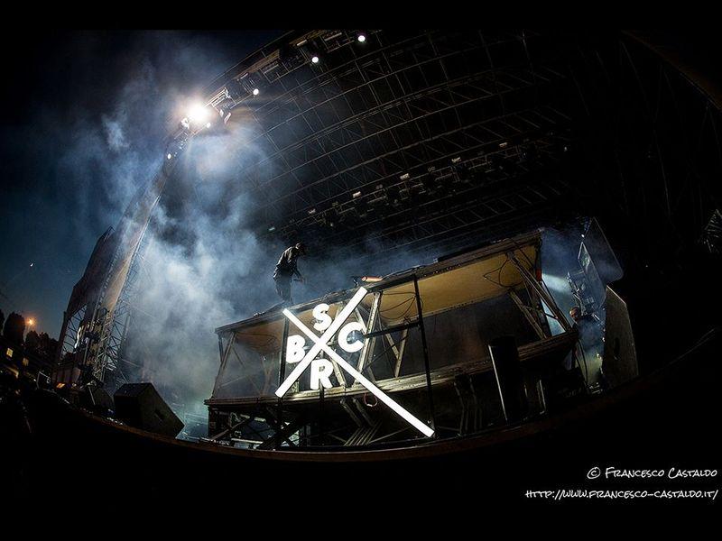 20 giugno 2015 - Mercati Generali - Milano - SBCR in concerto