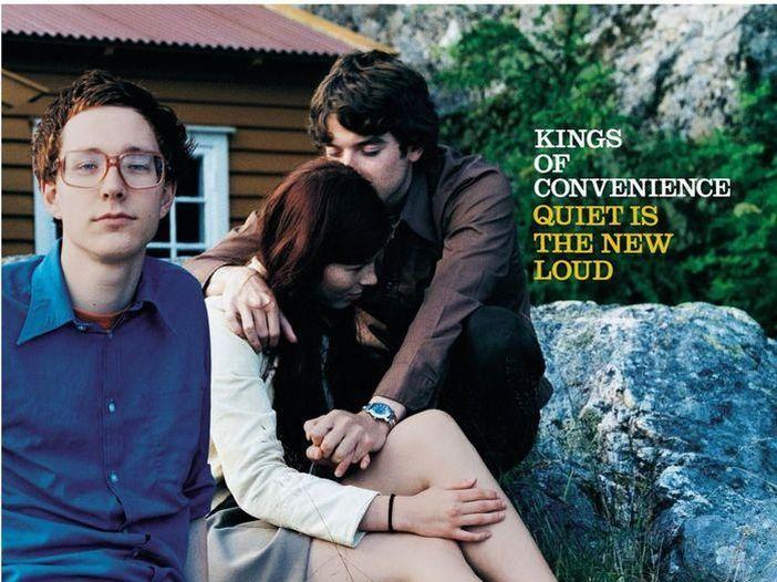 Kings Of Convenience: 'Un disco mezzo italiano, ma malinconicamente norvegese'