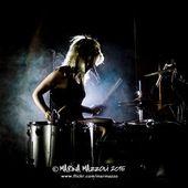 30 maggio 2015 - Lilith Festival - Porto Antico - Genova - Beatrice Antolini in concerto