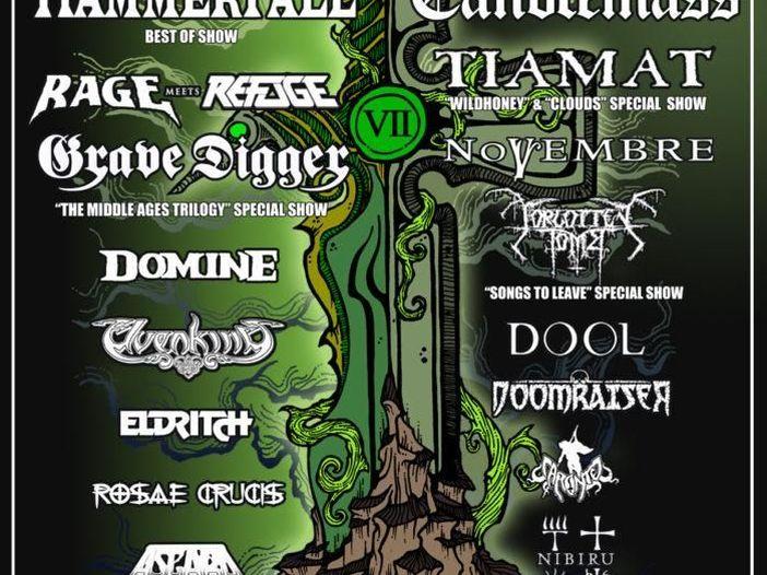 Metalitalia.com Festival, al via la settima edizione al Live Club di Trezzo sull'Adda