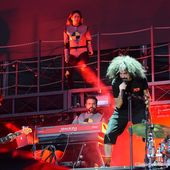 3 luglio 2018 - Ippodromo del Galoppo - Milano - Caparezza in concerto