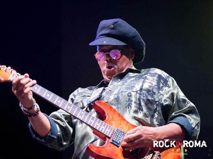 Al McKay: la scaletta e le foto del concerto a Rock in Roma