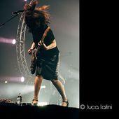22 aprile 2015 - Pala Arrex - Lido di Jesolo (Ve) - Carmen Consoli in concerto