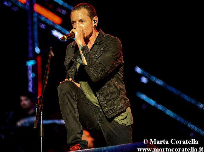 Chester Bennington (Linkin Park) spiega perchè ha lasciato gli Stone Temple Pilots