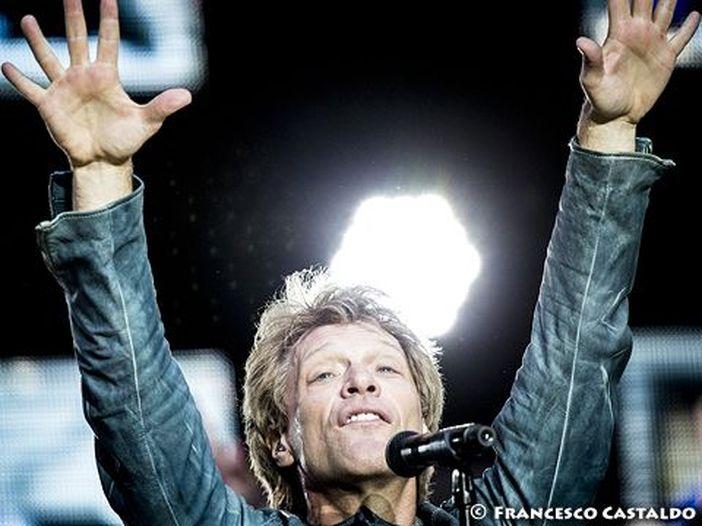 Si ripubblica 'New Jersey' dei Bon Jovi. In Rete il demo 'Growing up'-ASCOLTA