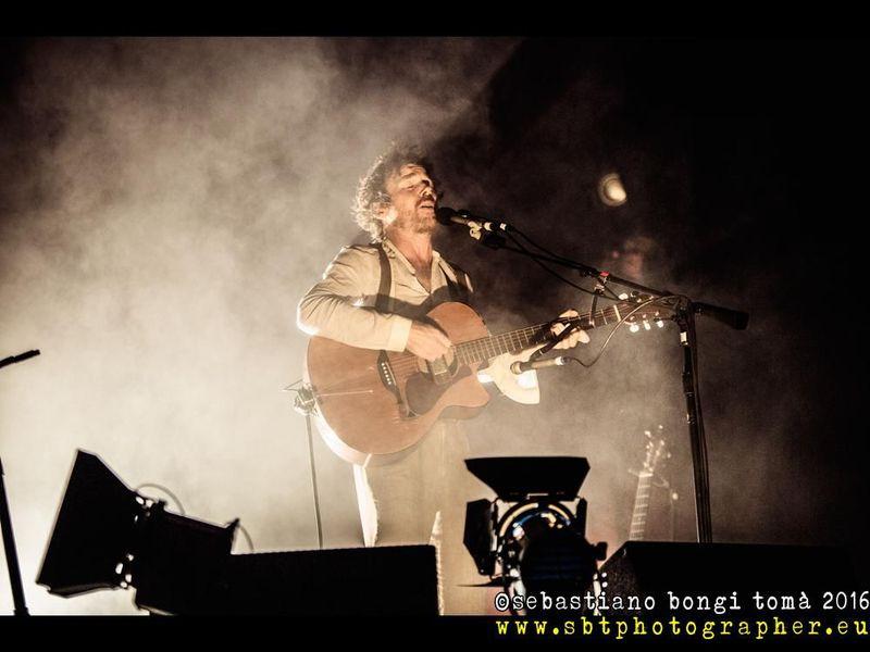 16 luglio 2016 - Pistoia Blues Festival - Piazza del Duomo - Pistoia - Damien Rice in concerto