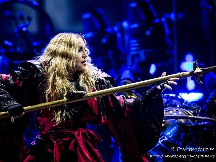 Madonna dopo il fermo del figlio Rocco per possesso di cannabis: 'Chiedo venga rispettata la nostra privacy'