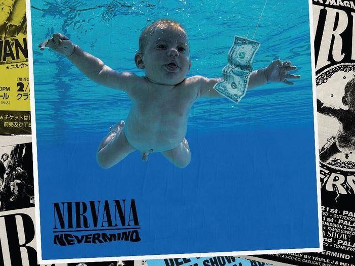 """Nirvana: per i 30 anni di """"Nevermind"""" esce una nuova edizione del disco, con inediti"""