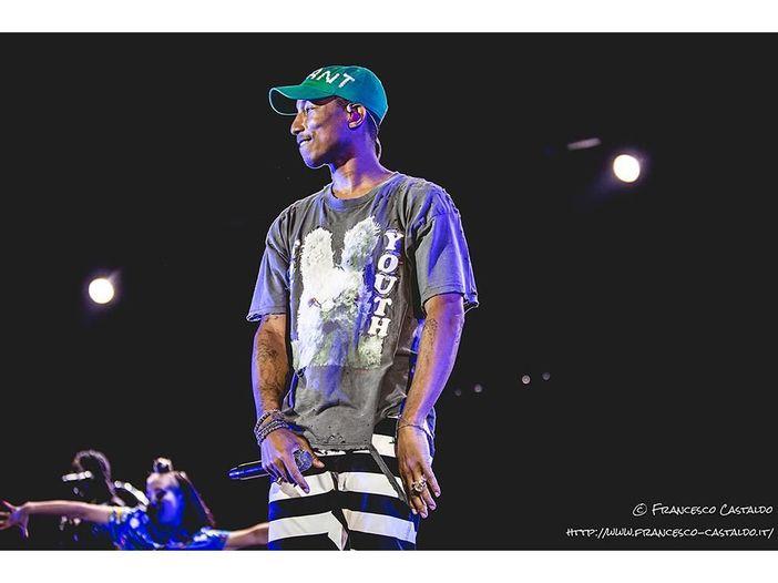 """Pharrell Williams, il video di """"Freedom"""". GUARDA"""