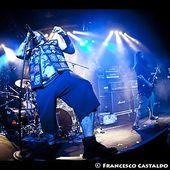 10 ottobre 2012 - Alcatraz - Milano - 3 Inches Blood in concerto