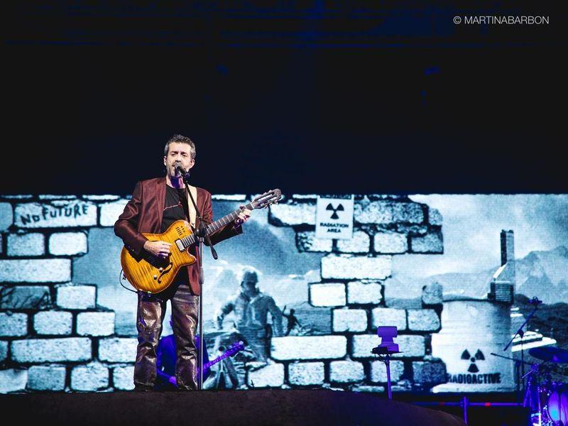 8 novembre 2019 - Kioene Arena - Padova - Daniele Silvestri in concerto