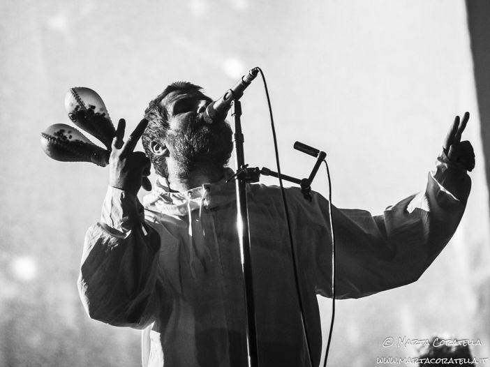 Liam Gallagher, oggi in video streaming un'anteprima dell'MTV Unplugged'