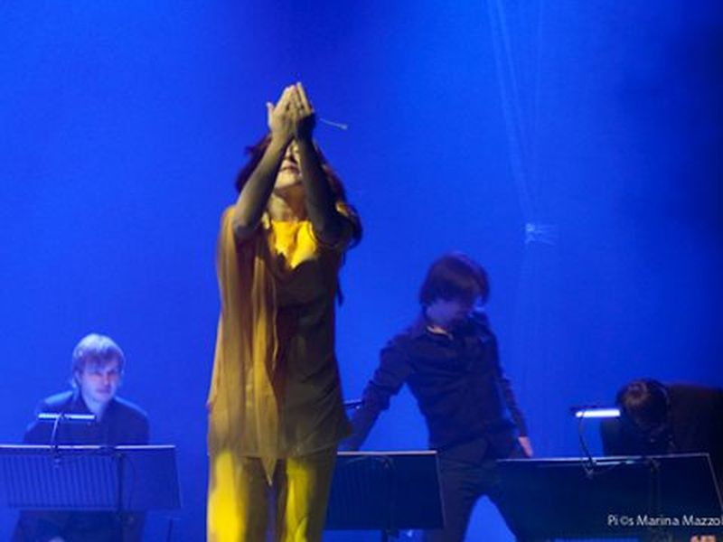 7 Ottobre 2011 - Teatro degli Arcimboldi - Milano - Tori Amos in concerto