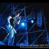 19 luglio 2015 - Pistoia Blues Festival - Piazza del Duomo - Pistoia - Dream Theater in concerto