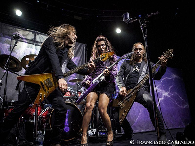 27 ottobre 2014 - Fabrique - Milano - Fyre in concerto