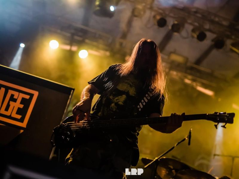 20 giugno 2018 - Estragon - Bologna - Destrage in concerto