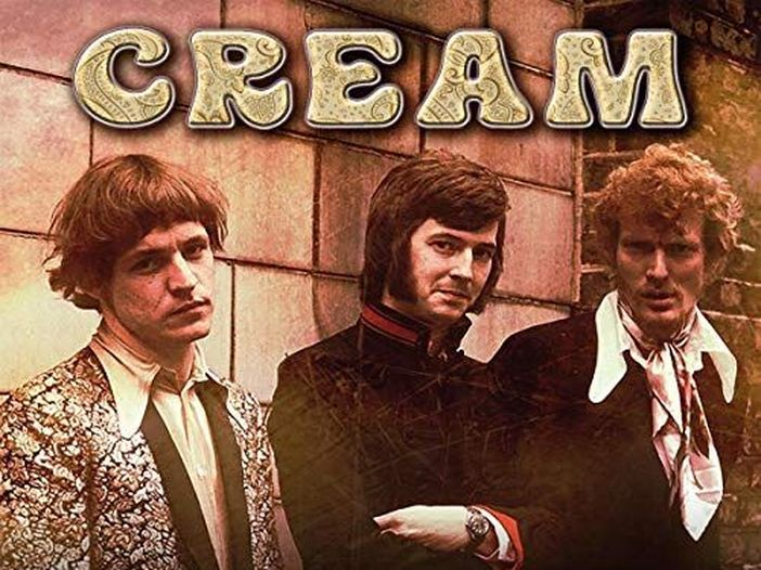 """Cream: ascolta una versione inedita di """"Sunshine Of Your Love"""""""