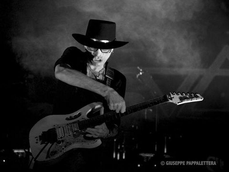 10 novembre 2012 - Pala Geox - Padova - Steve Vai in concerto