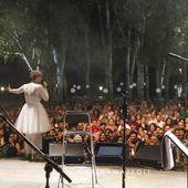 3 agosto 2016 - Villa Ada - Roma - Arisa in concerto