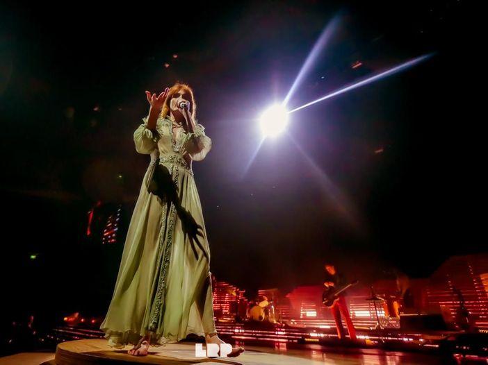 Florence + The Machine, chiusura 'storica' per il tour 2018/2019