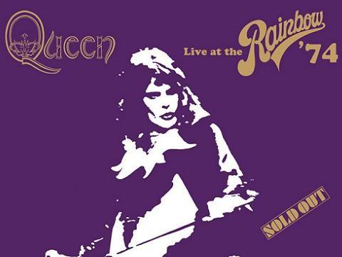 Queen, a settembre nei negozi il live inedito 'Live at the Rainbow '74'