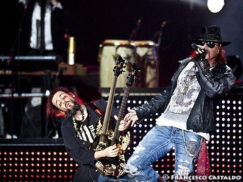 Guns n'Roses: confermata la seconda residency a Las Vegas - ecco le date