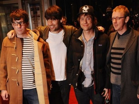 TV, Live!: in onda lo showcase di '13' dei Blur