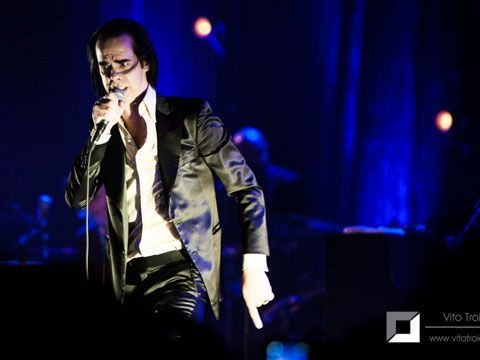 Nick Cave and the Bad Seeds, in Rete l'inedito 'Give us a kiss' - AUDIO