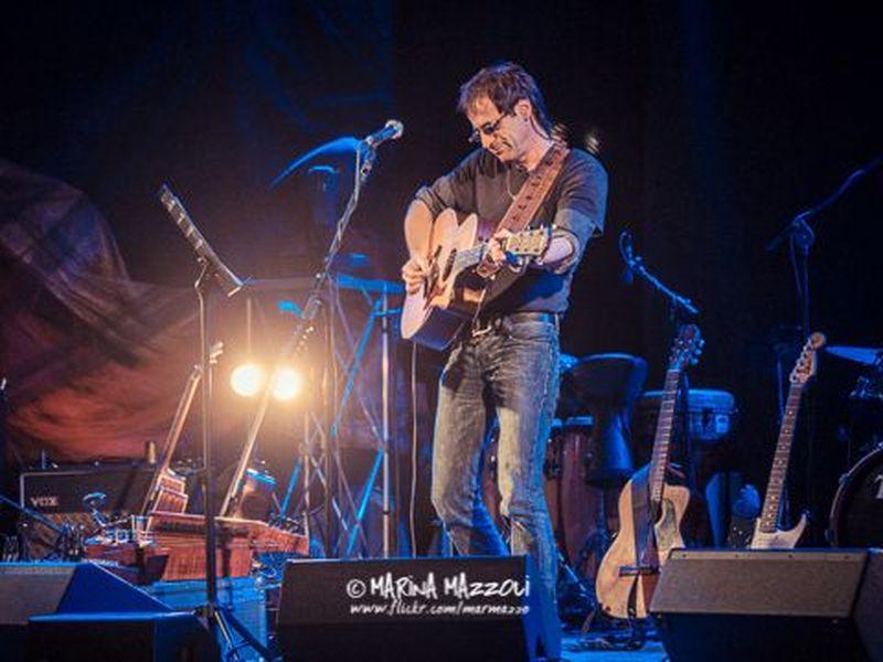 6 dicembre 2013 - Su la Testa Festival - Teatro Ambra - Albenga (Sv) - Massimo Priviero in concerto