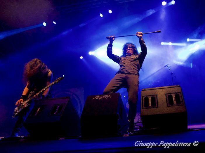 Concerti: anche gli Anthrax confermati all'Alpen Flair 2017 a Natz (BZ)