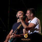 20 luglio 2017 - Arena del Mare - Genova - Francesco Gabbani in concerto