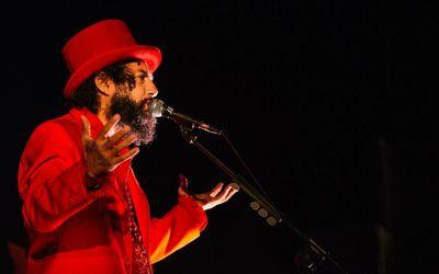 19 settembre 2020 - Moonland - Sarzana (Sp) - Vinicio Capossela in concerto