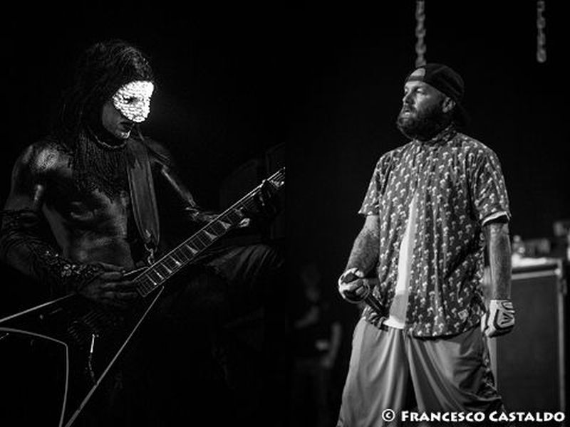21 giugno 2013 - Alcatraz - Milano - Limp Bizkit in concerto