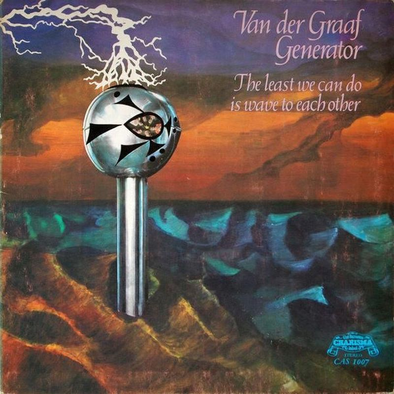 "Van der Graaf Generator: guida all'ascolto di ""The least we can do..."""