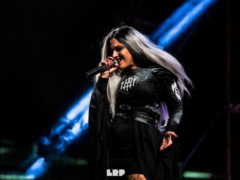 5 settembre 2018 - FestaReggio - Reggio Emilia - Lacuna Coil in concerto
