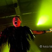 21 novembre 2012 - Pala Arrex - Lido di Jesolo (Ve) - Skunk Anansie in concerto