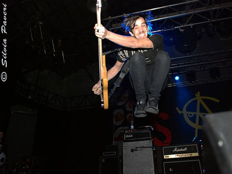 13 Novembre 2010 - Alcatraz - Milano - Veara in concerto