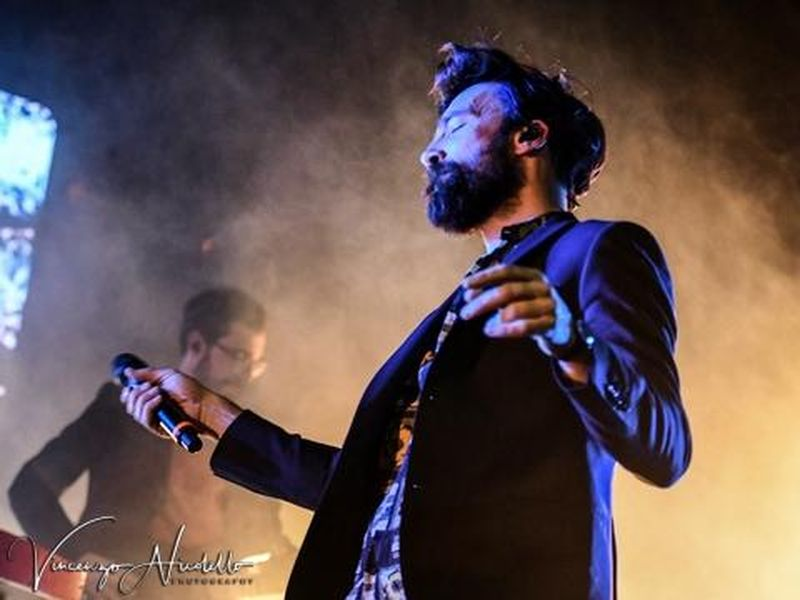 30 marzo 2019 - Teatro della Concordia - Venaria Reale (To) - Ex-Otago in concerto