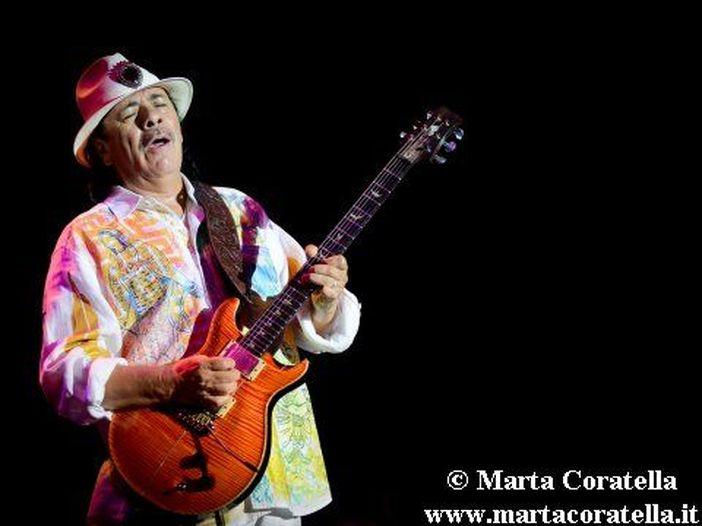 Carlos Santana, esce il 15 aprile il nuovo album - coi Santana 'classici' - 'Santana IV'