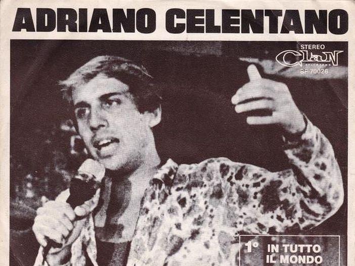 """Adriano Celentano, la storia di """"Prisencolinensinainciusol"""""""