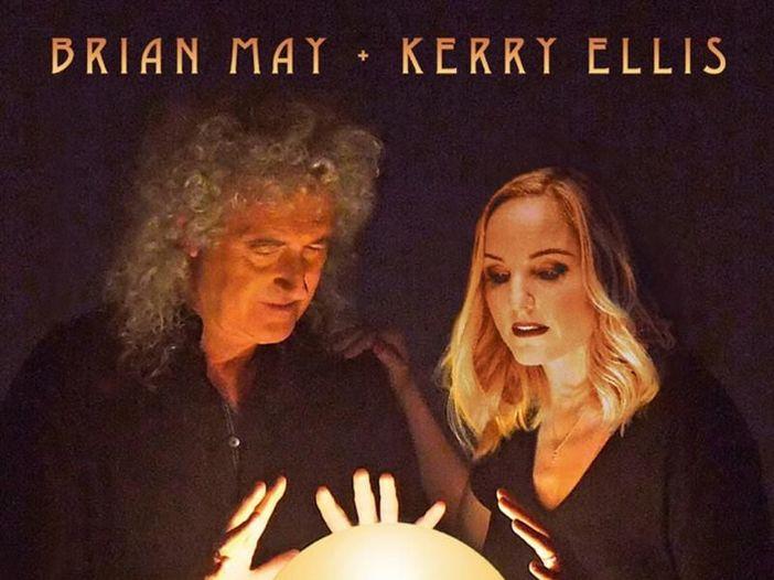 "Brian May & Kerry Ellis, ecco il video di ""Roll with you"" - GUARDA"