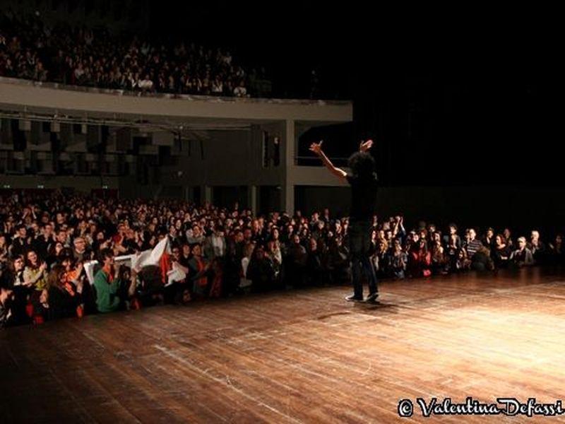 17 aprile 2015 - Teatro Colosseo - Torino - Giovanni Allevi in concerto