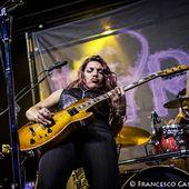 14 gennaio 2015 - Fabrique - Milano - Fyre! in concerto