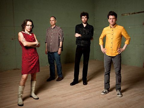 Superchunk announce their new album 'I Hate Music'