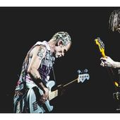 20 luglio 2017 - Ippodromo del Galoppo - Milano - Red Hot Chili Peppers in concerto