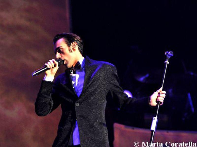 29 Novembre 2011 - PalaLottomatica - Roma - Marco Mengoni in concerto