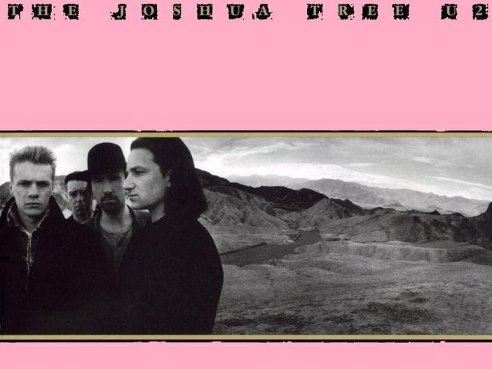 "U2, ""The Joshua Tree"": ""One tree hill"""