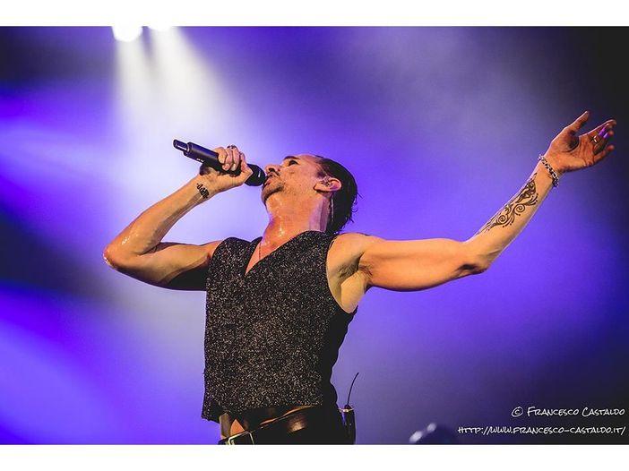 Depeche Mode, la scaletta del concerto di sabato 9 dicembre 2017 al PalaAlpitour di Torino - SETLIST